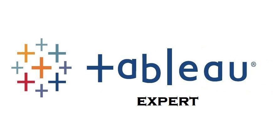 Tableau Expert