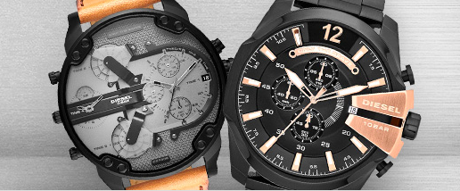 It's Lit! It's A Hit: Best Diesel Watches of All Time